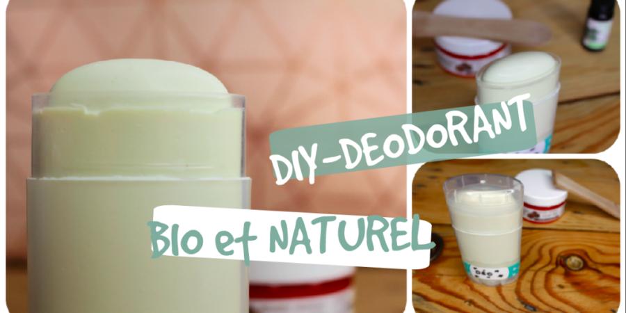 recette déodorant peaux sensibles
