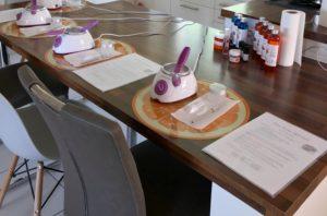 atelier fabrication cosmétiques bio sur mesure l & smart