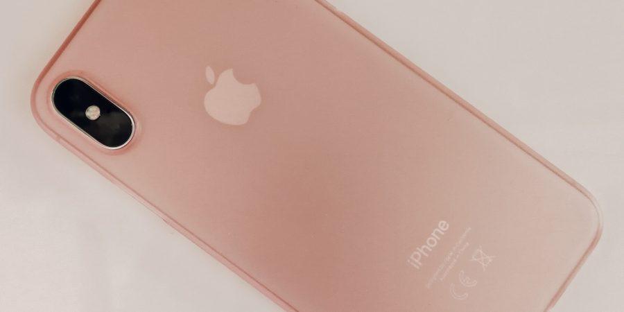 Coque ORIGINAL ShopSystem iPhone X la plus fine du monde