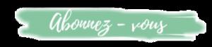 Abonnez-vous blog L & Smart