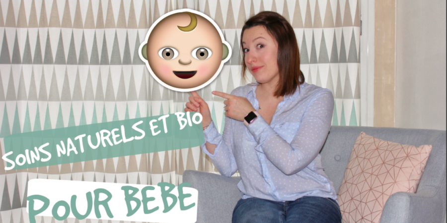 soins bio et naturels bébé